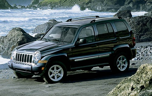 2006 Jeep Liberty Renegad exterior #4