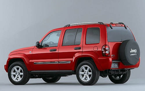 2006 Jeep Liberty Renegad exterior #5