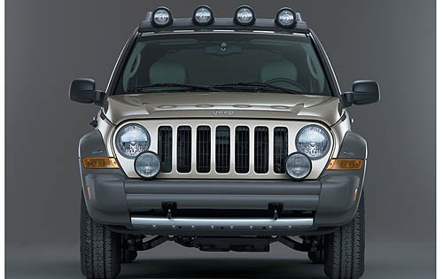 2006 Jeep Liberty Renegad exterior #7