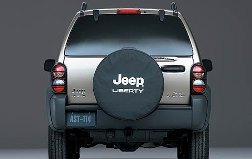 2006 Jeep Liberty Renegad exterior #8