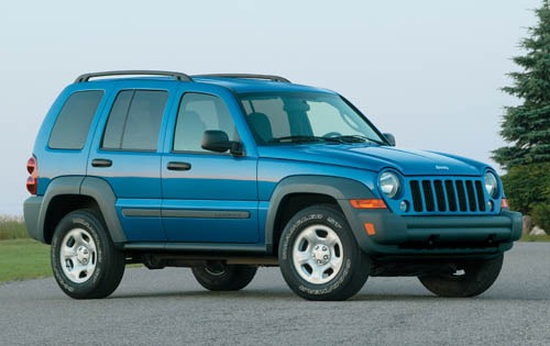 2006 Jeep Liberty Renegad exterior #3