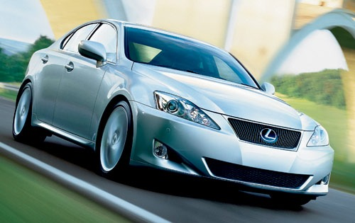 2006 Lexus IS 350 4dr Sed exterior #1
