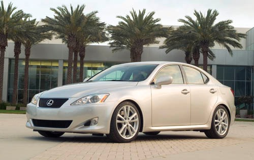 2006 Lexus IS 4dr Sedan S exterior #4