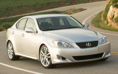 2006 Lexus IS 4dr Sedan S exterior #2