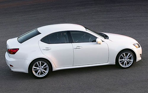 2006 Lexus IS 4dr Sedan S exterior #7