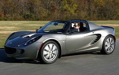 2006 Lotus Elise Gauge Cl interior #4