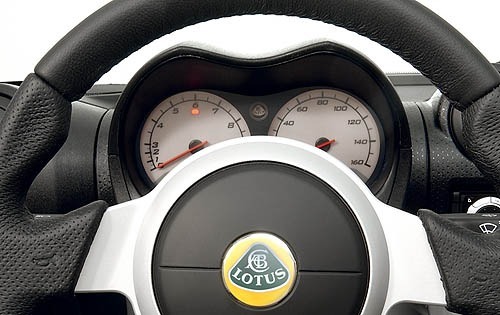 2006 Lotus Elise Gauge Cl interior #9