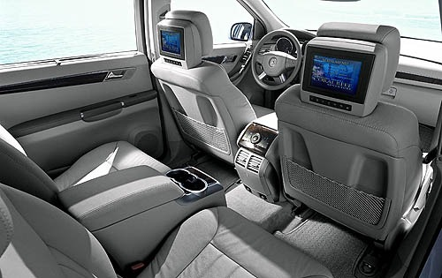 2006 Mercedes-Benz R-Clas interior #9