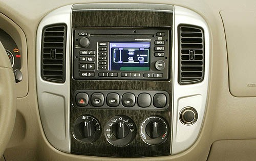2006 Mercury Mariner Hybr interior #9