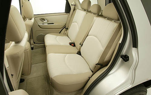 2006 Mercury Mariner Hybr interior #4