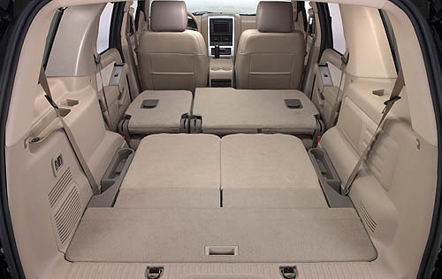 2006 Mercury Mountaineer  interior #8