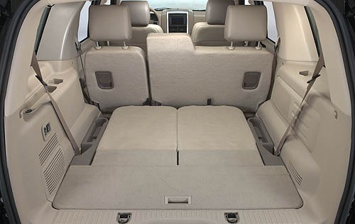 2006 Mercury Mountaineer  interior #7