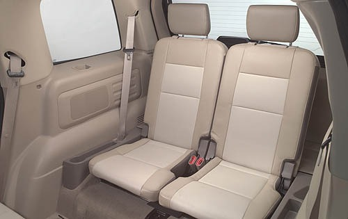 2006 Mercury Mountaineer  interior #5