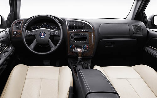 2006 Saab 9-7X 5.3i Shift interior #6