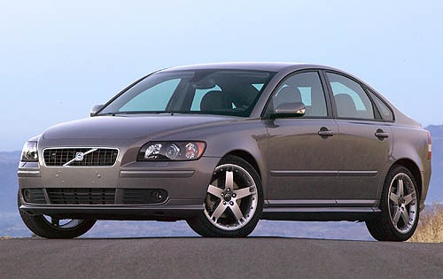 2006 Volvo S40 T5 4dr Sed exterior #1