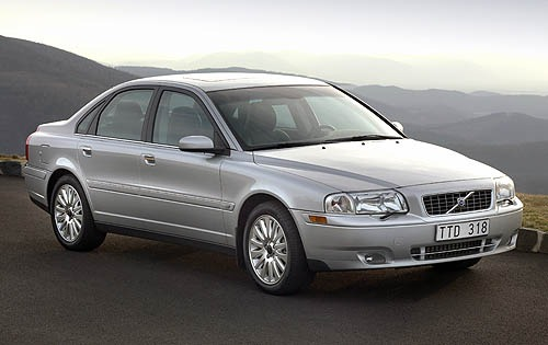 2006 Volvo S80 2.5T 4dr S exterior #1