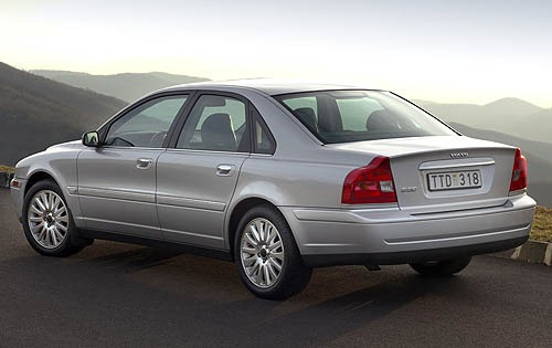 2006 Volvo S80 2.5T 4dr S exterior #5