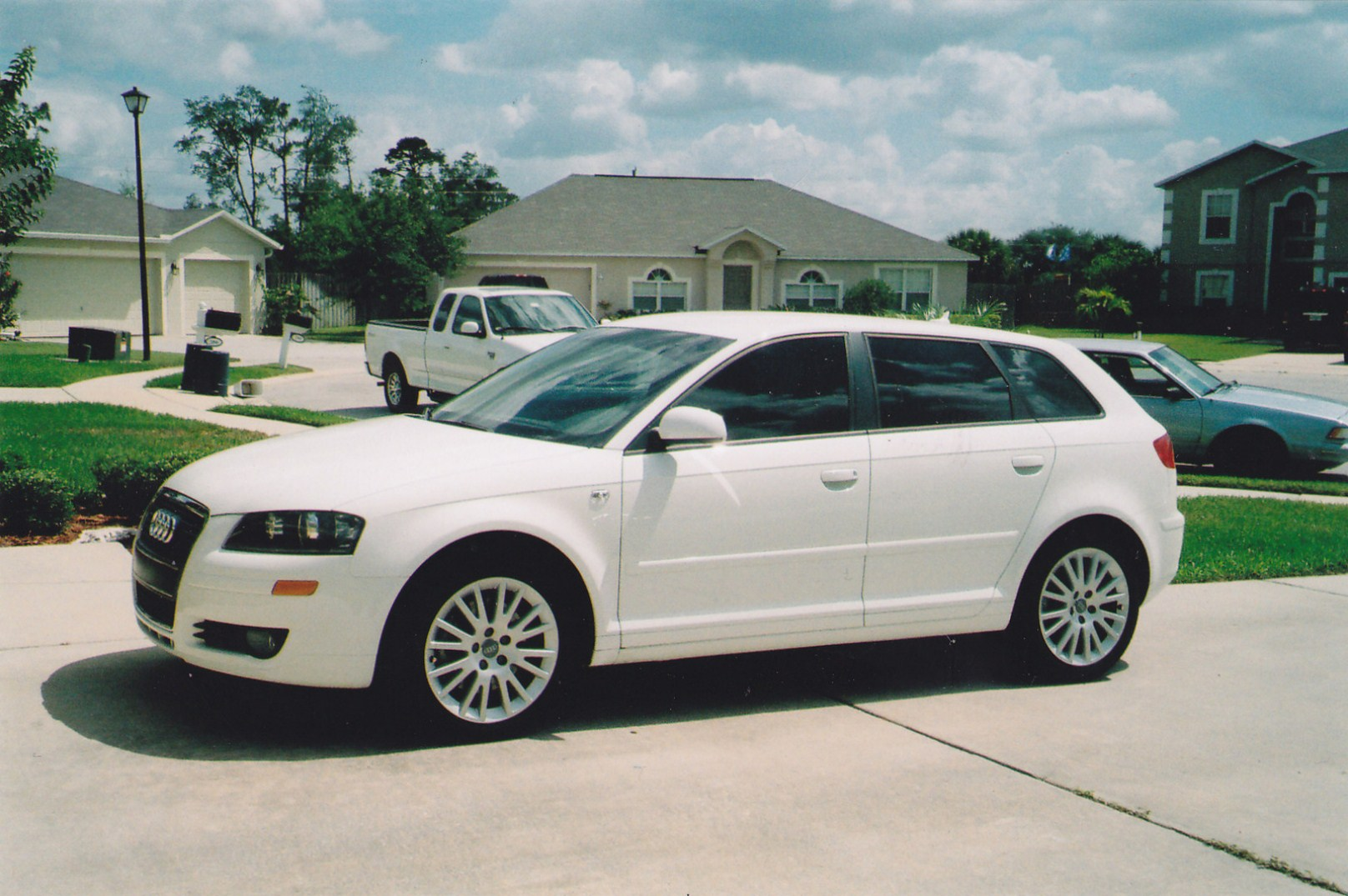 2007 Audi A3 Image 12