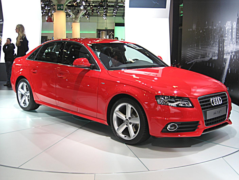 2007 Audi A4 Image 17