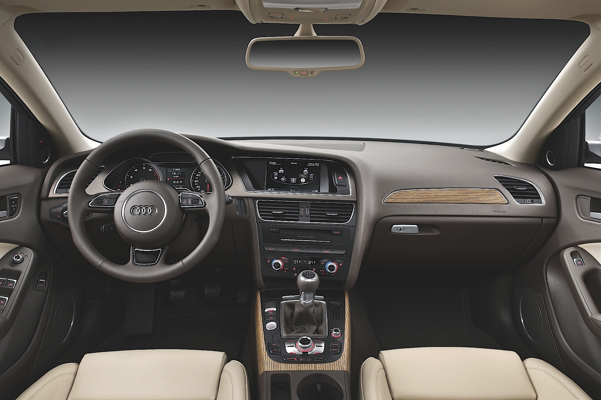 2007 Audi A4 Information and photos ZombieDrive