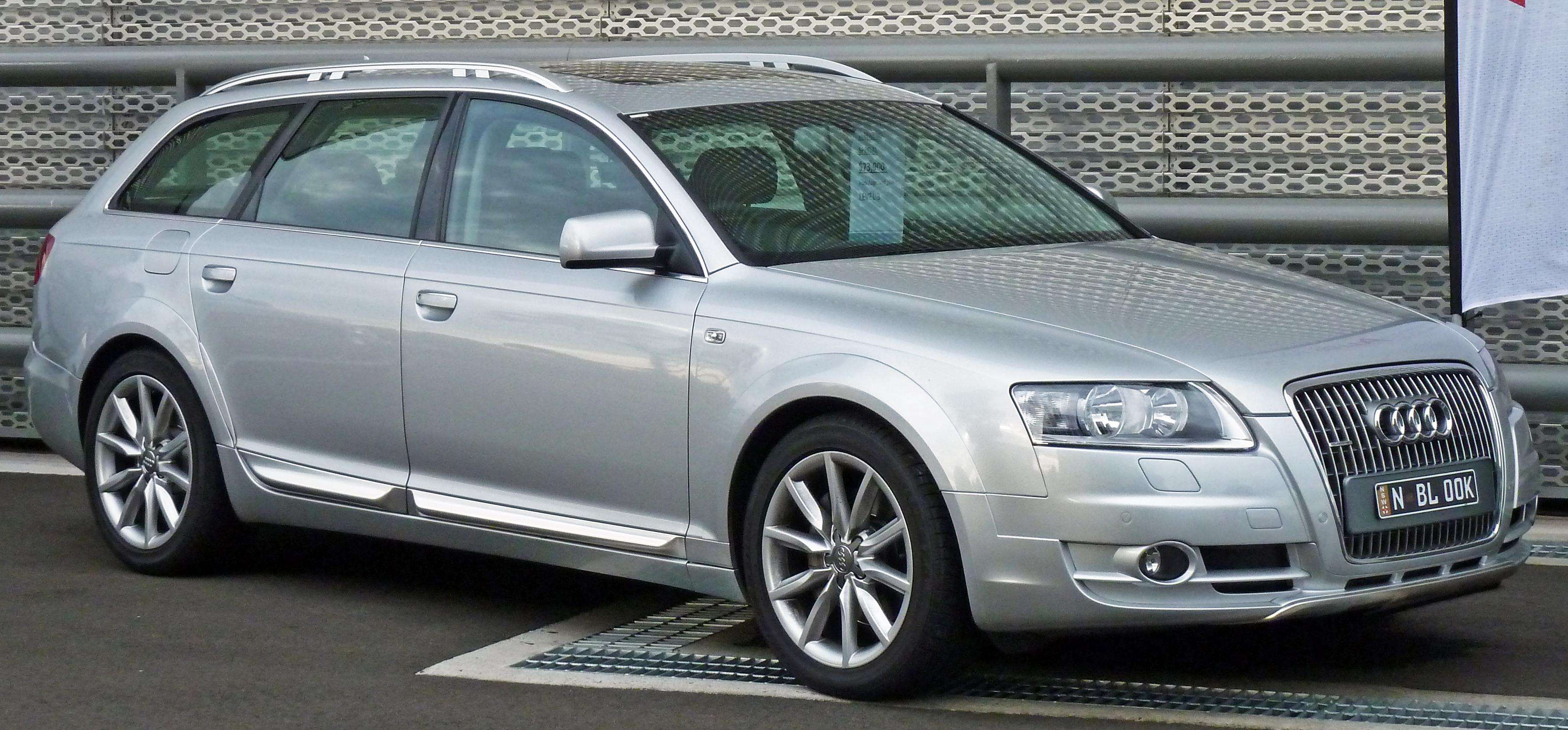 2007 Audi A6 Image 14