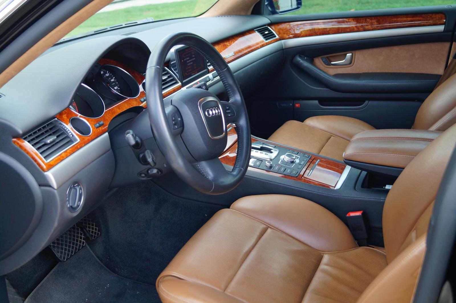 2007 Audi A8 Image 19