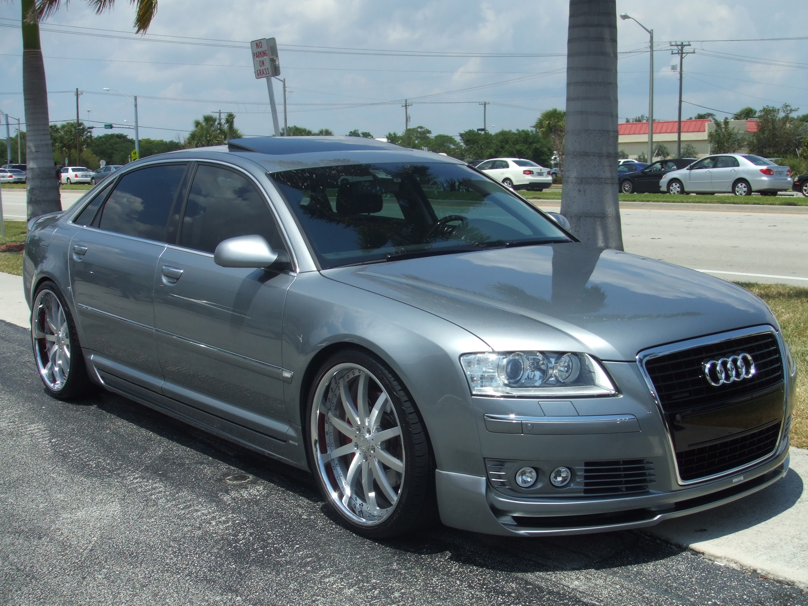 2007 Audi S8 Blue | 200+ Interior and Exterior Images