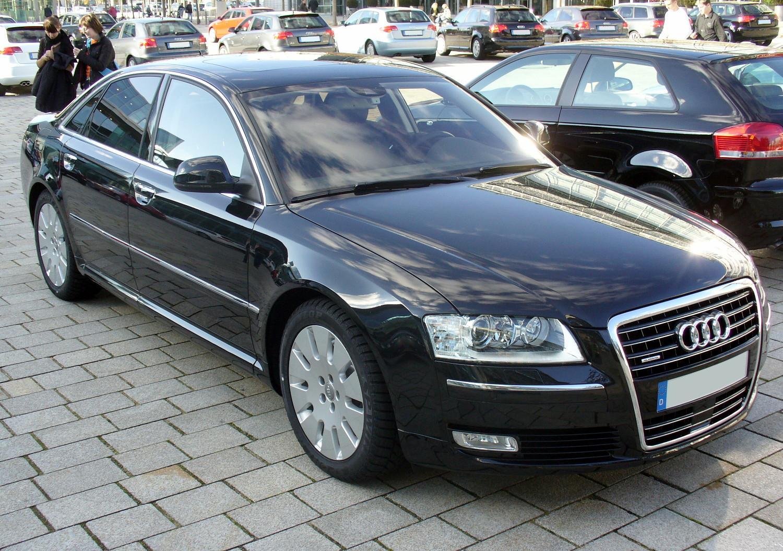 2007 Audi A8 Image 15