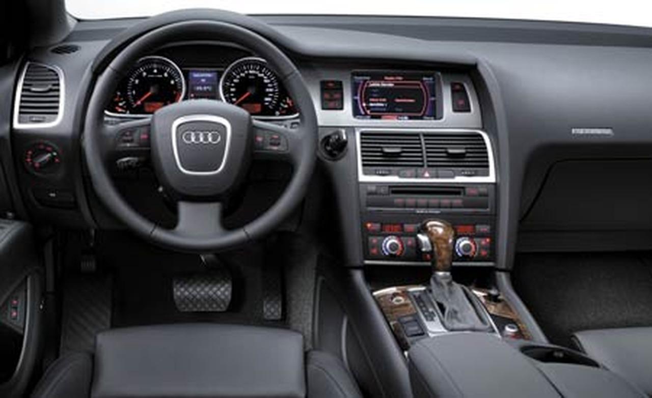 2007 Audi Q7 Image 10