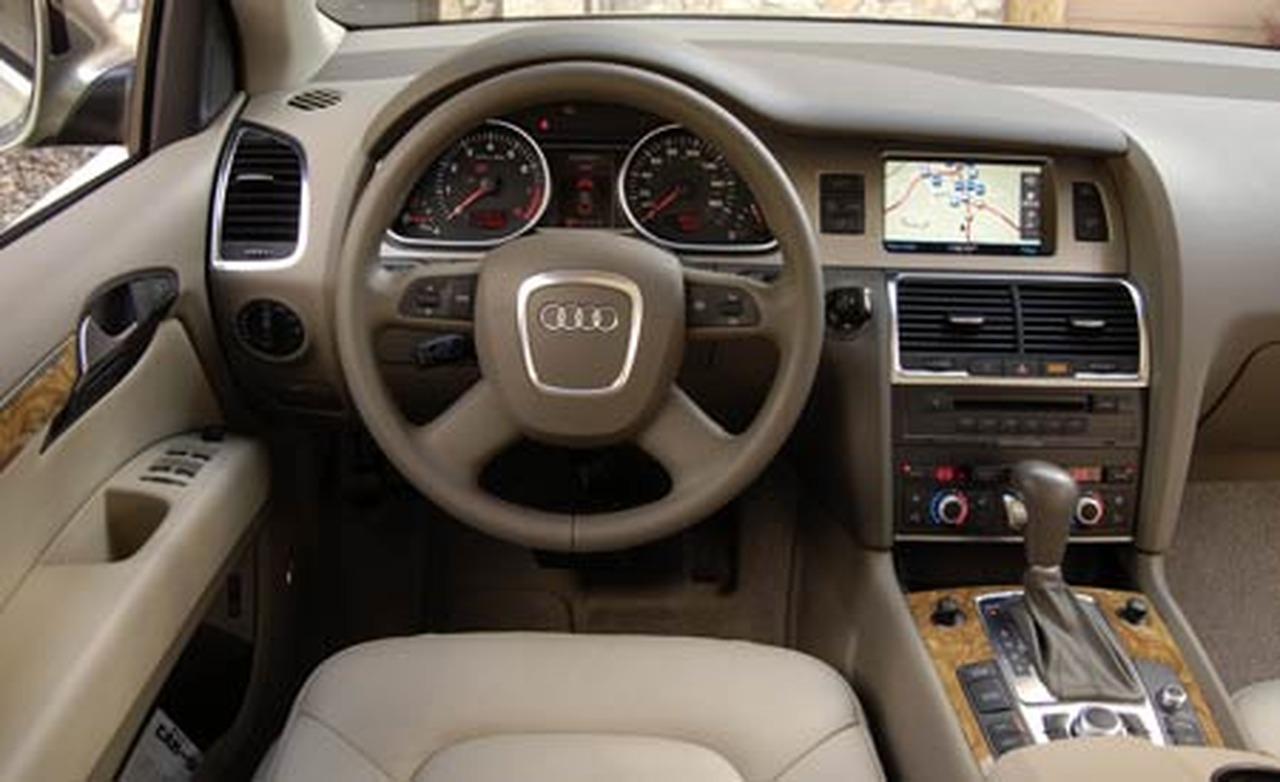 2007 Audi Q7 Image 16