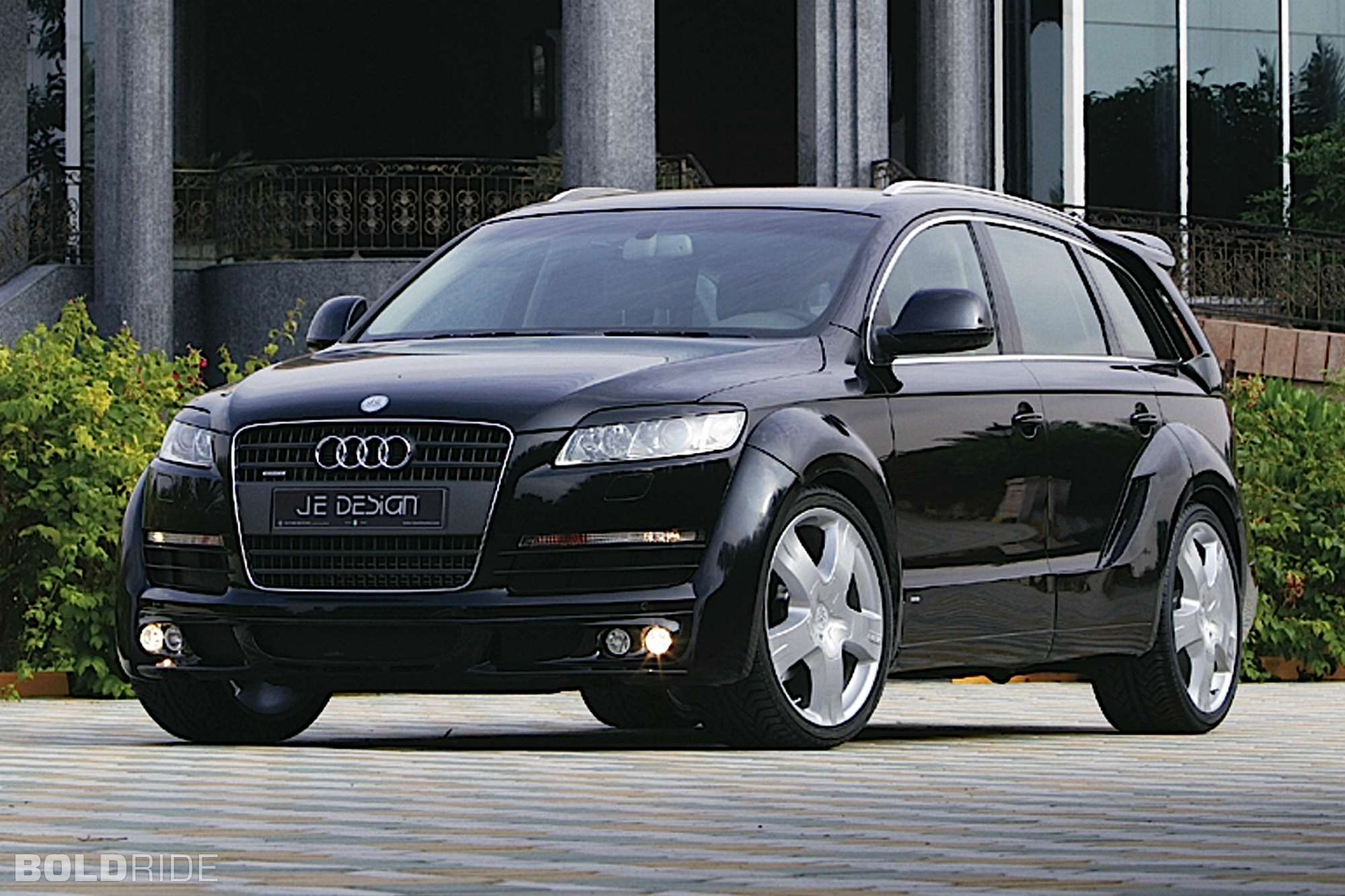 2007 audi q7 image 18. Black Bedroom Furniture Sets. Home Design Ideas