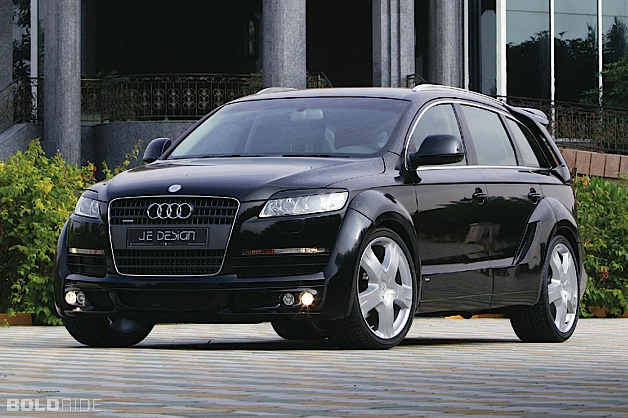 2007 Audi Q7 Image 18