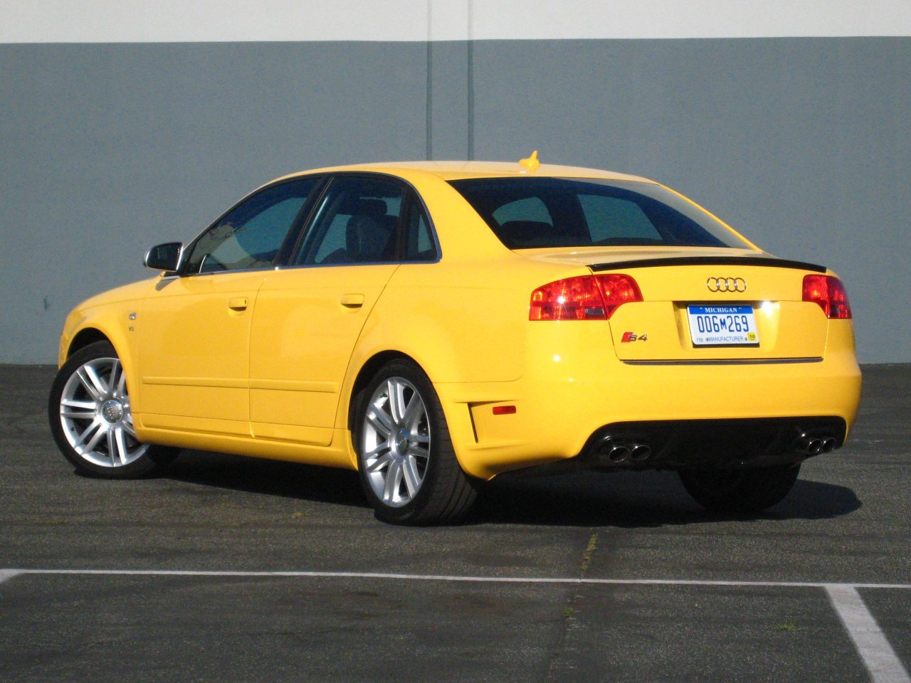 2007 Audi S4 Image 21