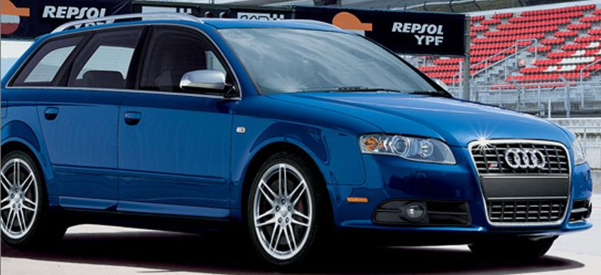 2007 Audi S4 Image 18