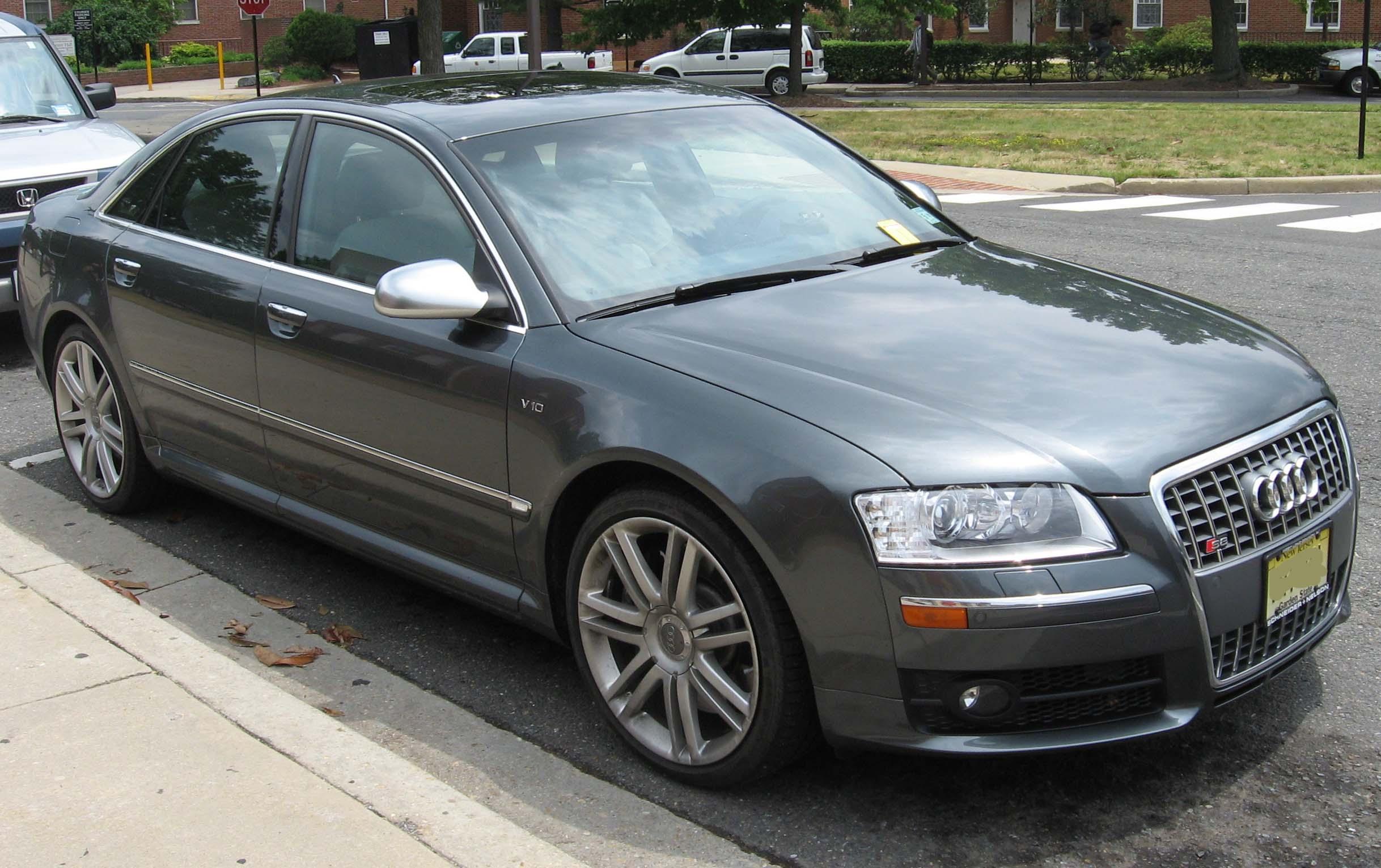 2007 Audi S8 Image 15