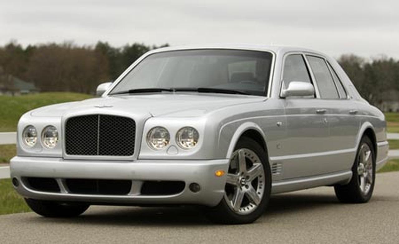 2420 2007 Bentley Arnage 1