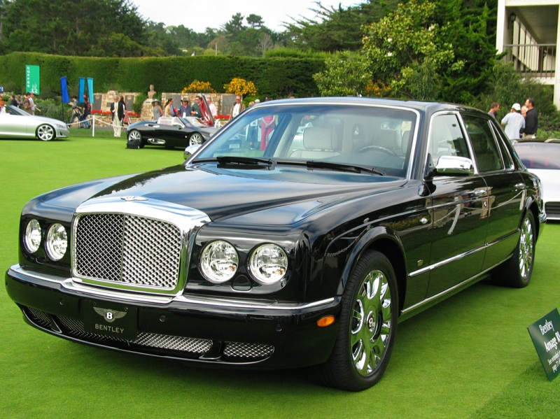 Bentley Arnage #12