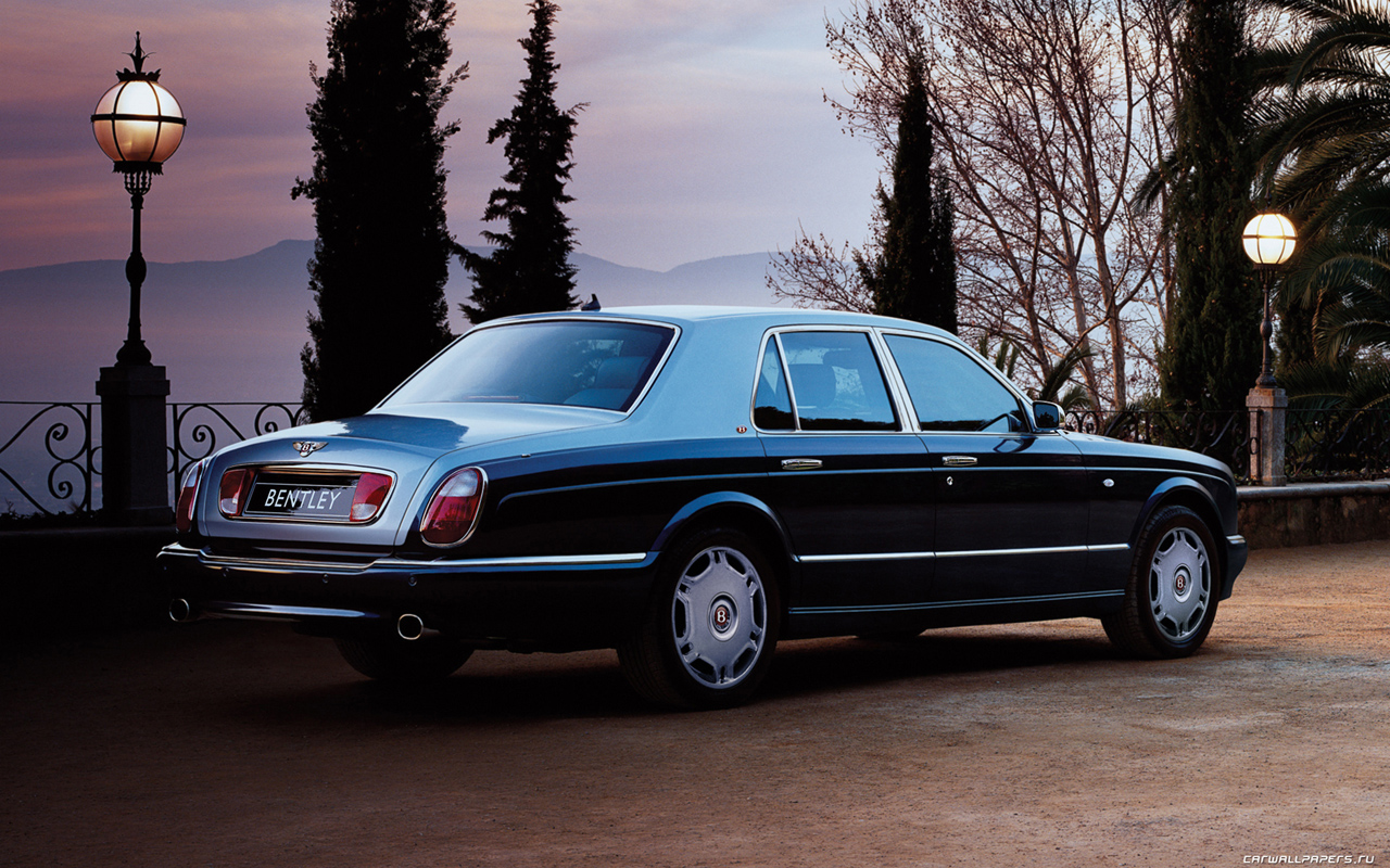 Bentley Arnage #18
