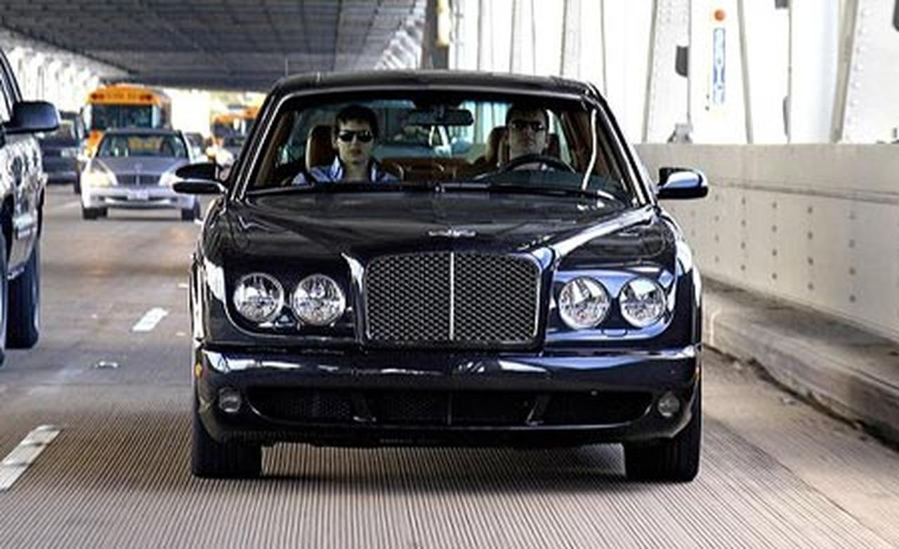 Bentley Arnage #20