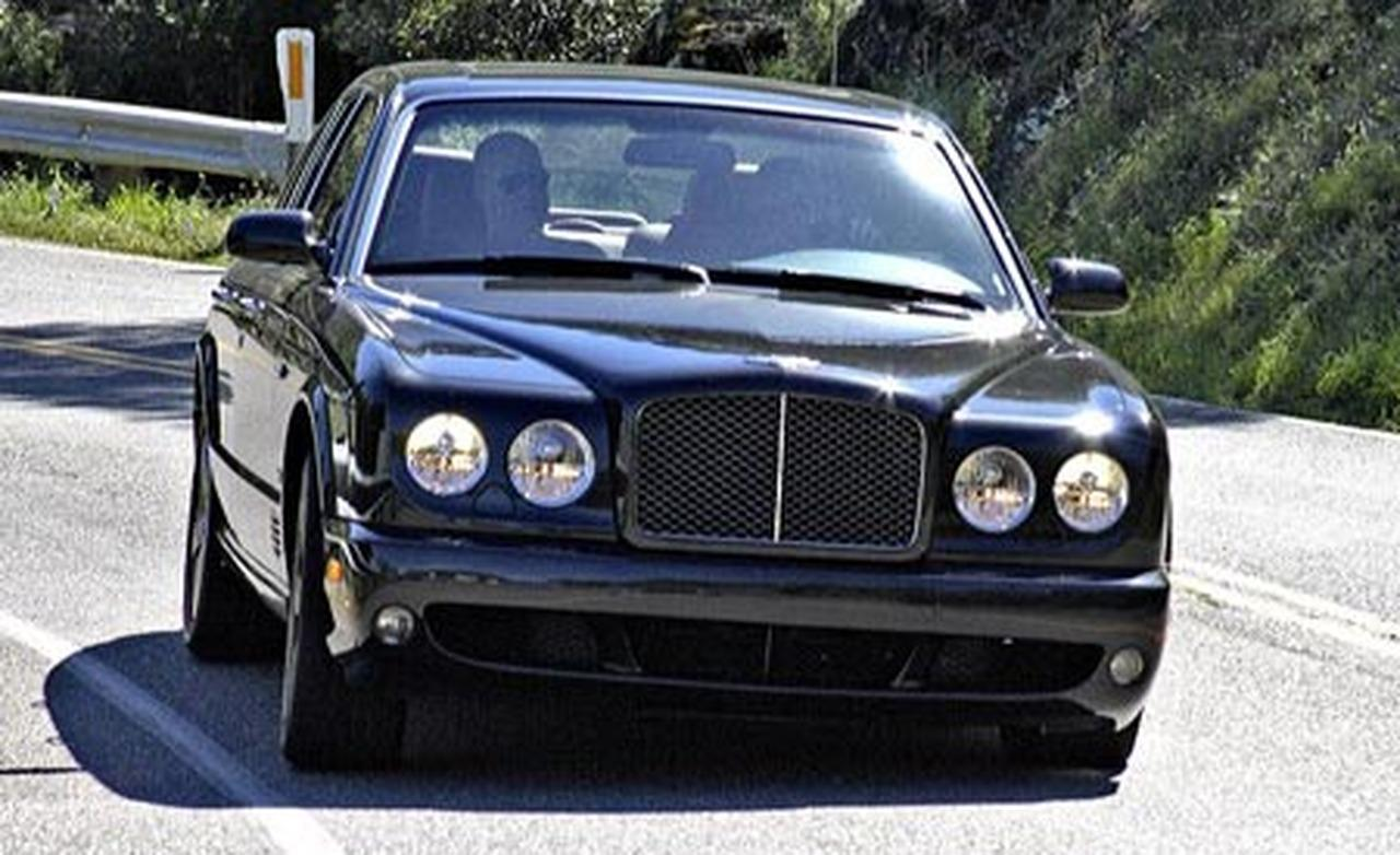 Bentley Arnage #21