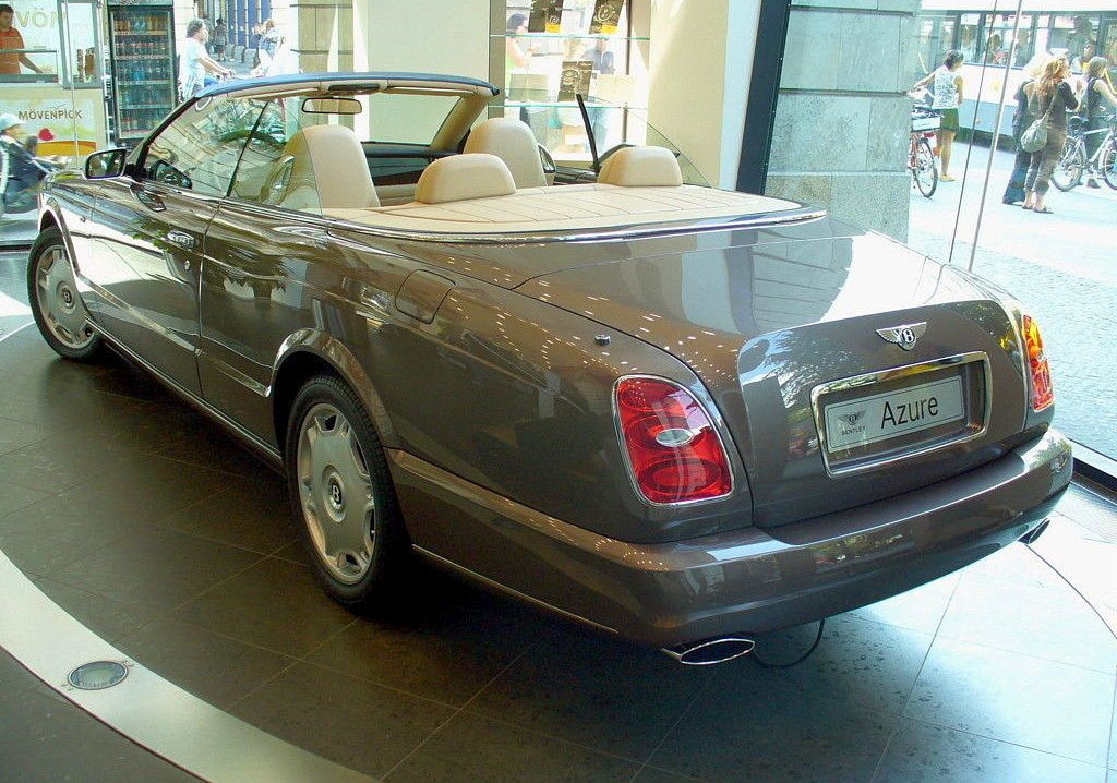Bentley Azure #7
