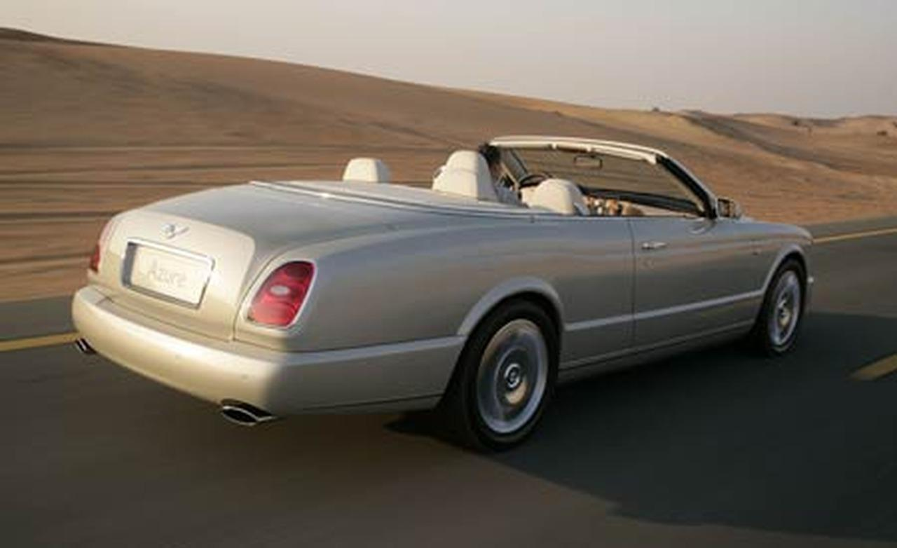 Bentley Azure #6