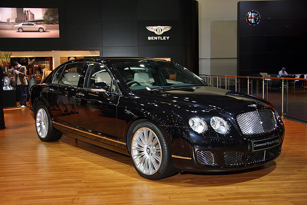 2007 Bentley Continental Flying Spur Image 8