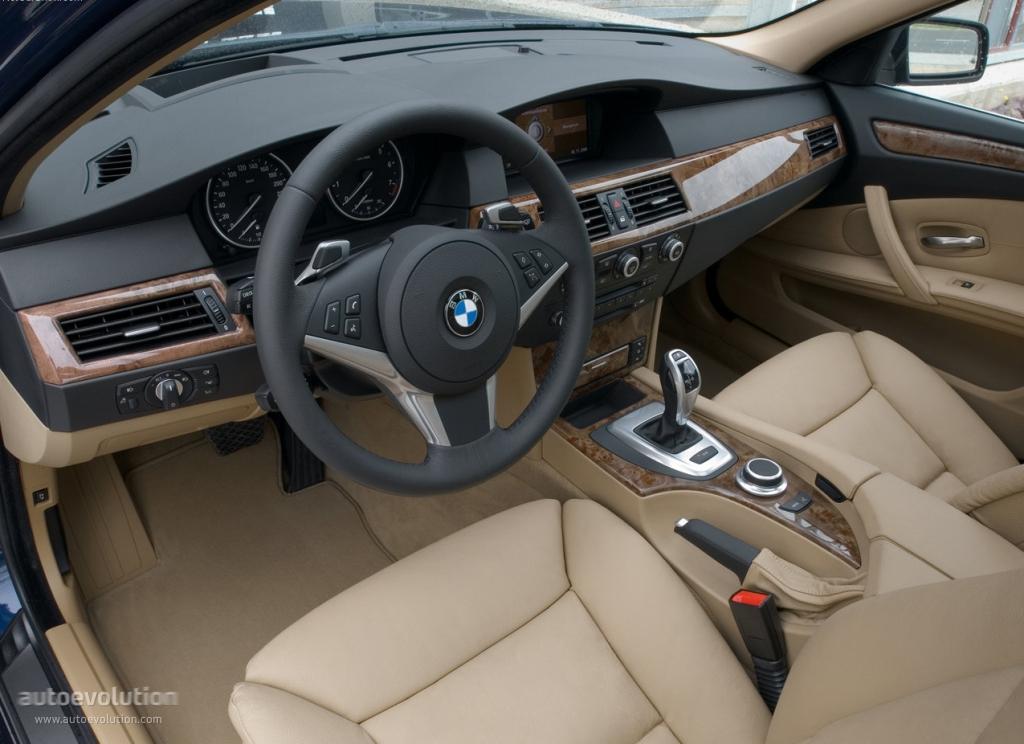 BMW SERIES Image - 2007 bmw 535