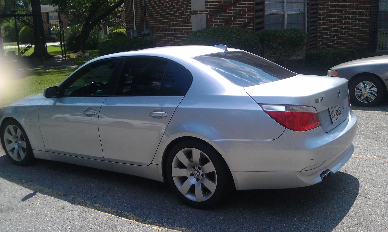 2007 bmw 5 series - information and photos - zombiedrive
