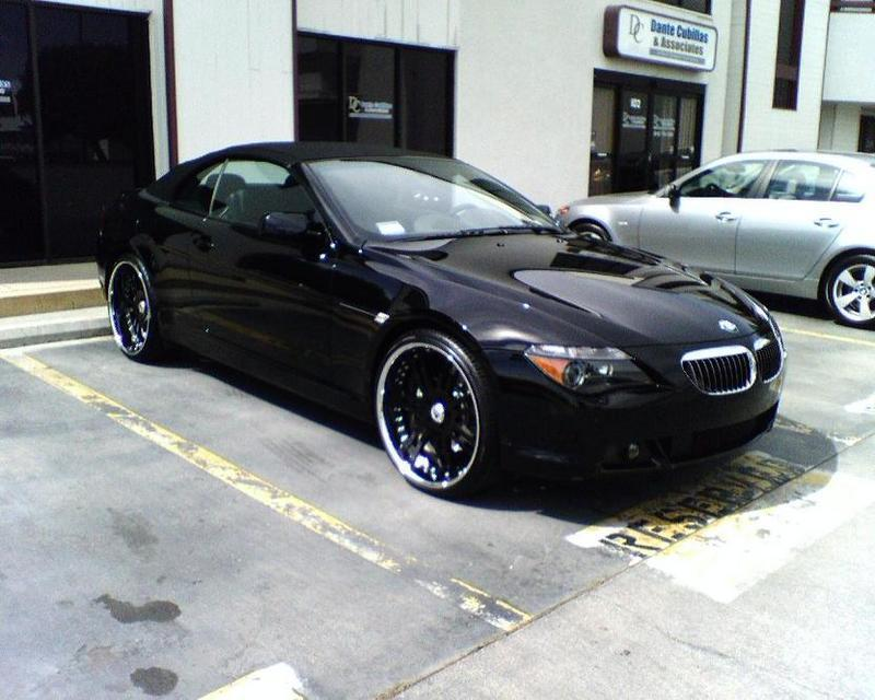 2007 BMW 6 Series  Information and photos  ZombieDrive