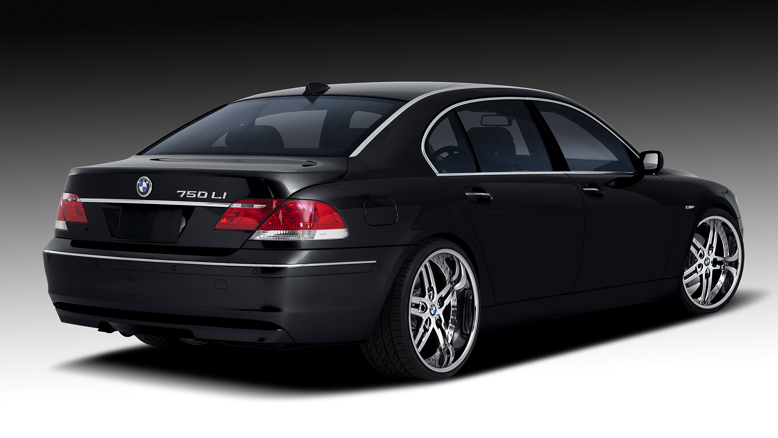 2007 bmw 7 series image 16. Black Bedroom Furniture Sets. Home Design Ideas