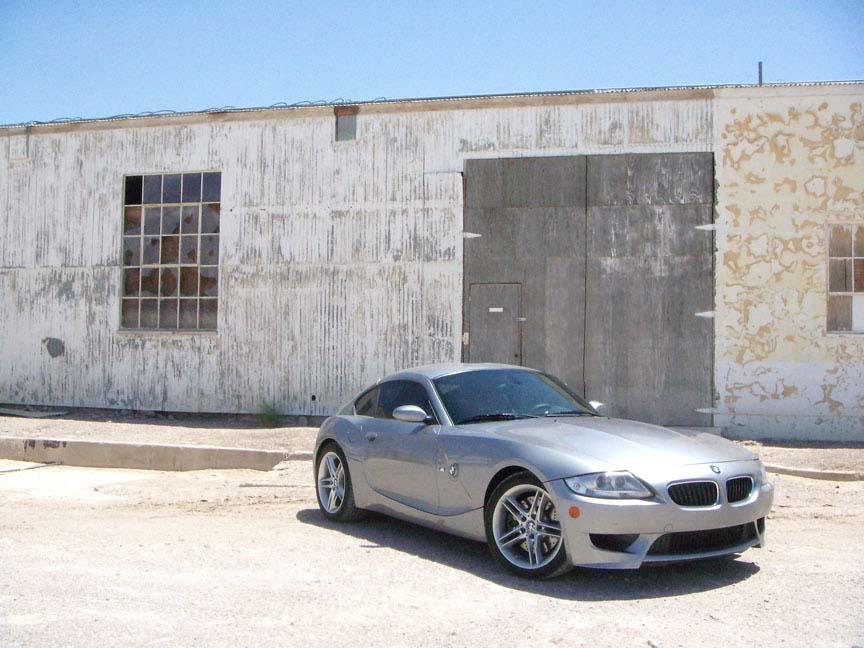 2007 Bmw Z4 M Image 12