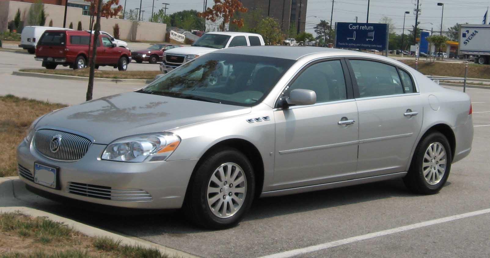 2007 Buick Lucerne 11