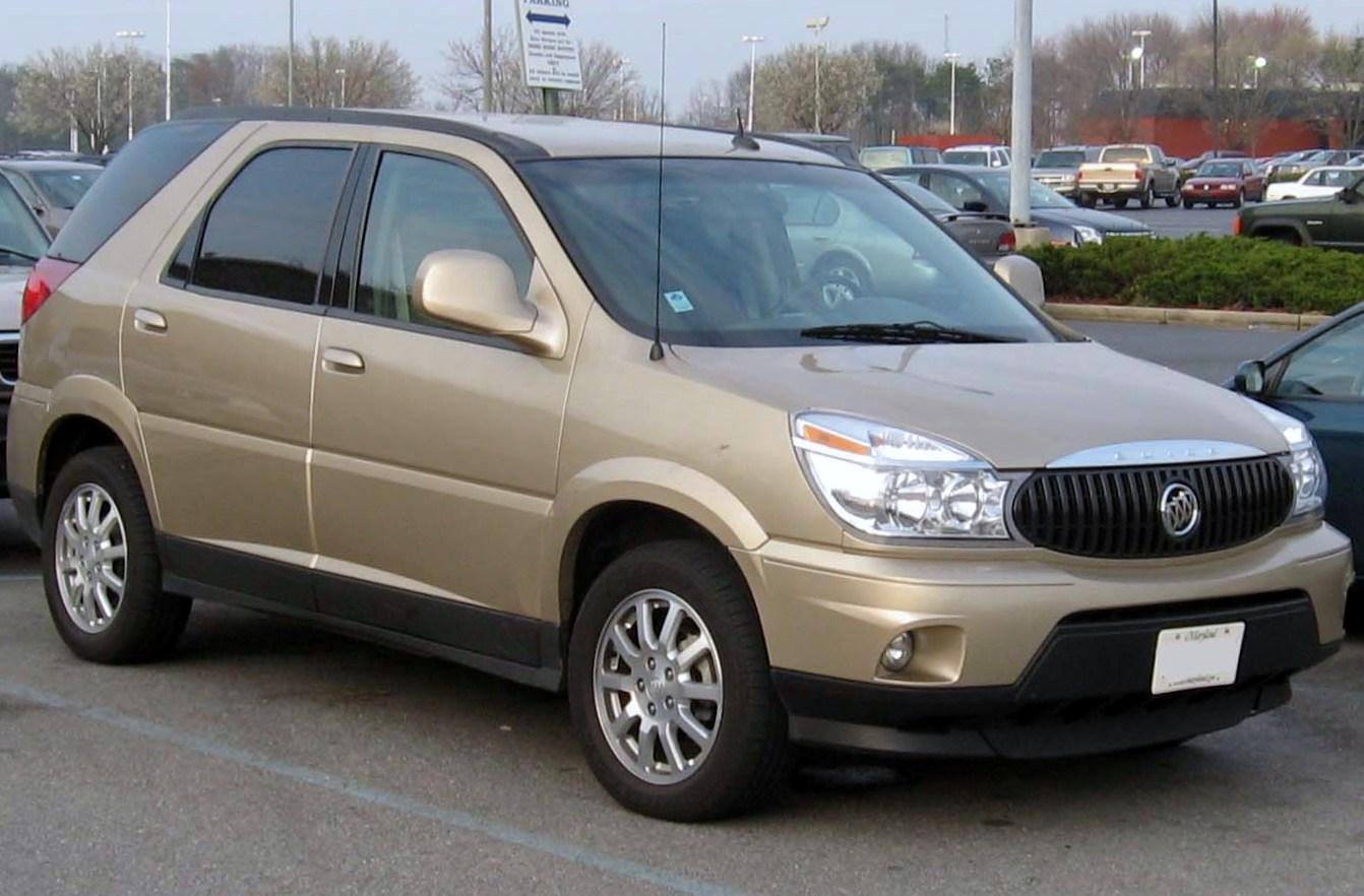 2007 Buick Rendezvous Image 10